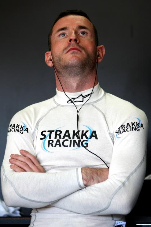 Danny Watts (GBR) Strakka Racing HPD