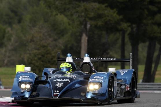 Nick Leventis (GBR) / Danny Watts (GBR) / Jonny Kane (GBR) Strakka Racing HPD