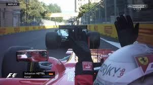 Vettel and Hamilton